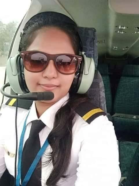 मालेगांव की आलिया तबस्सुम बनी पायलट