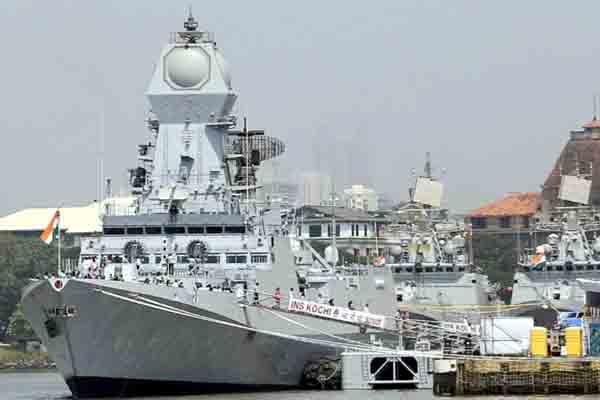 पहली बार सऊदी-भारत की नौसेनाओं ने साथ किया अभ्यास